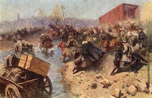 Греков М. Б. Первая Конная под Воронежом. Октябрь 1919 года