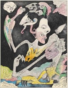 Шемякин М. М. Метафизический зверь