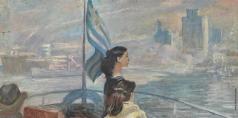 Пименов Ю. И. Отплытие на остров Эгина