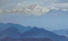 Рерих Н. К. Гималаи