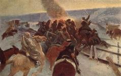Греков М. Б. Взятие Новочеркасска