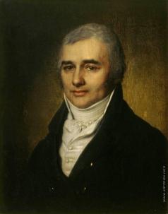 Боровиковский В. Л. Портрет графа Л.К.Разумовского