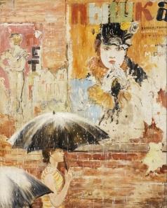 Пименов Ю. И. «Пышка» под дождем