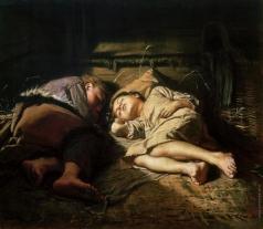 Перов В. Г. Спящие дети