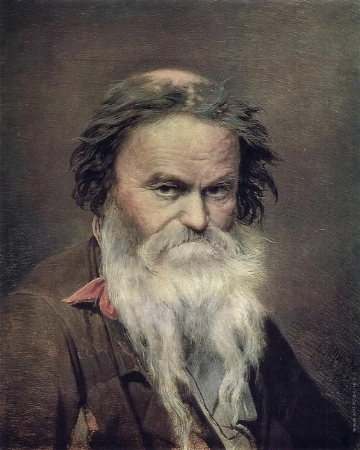 Перов В. Г. Фомушка-сыч