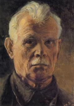 Фойницкий А. Ф. Автопортрет