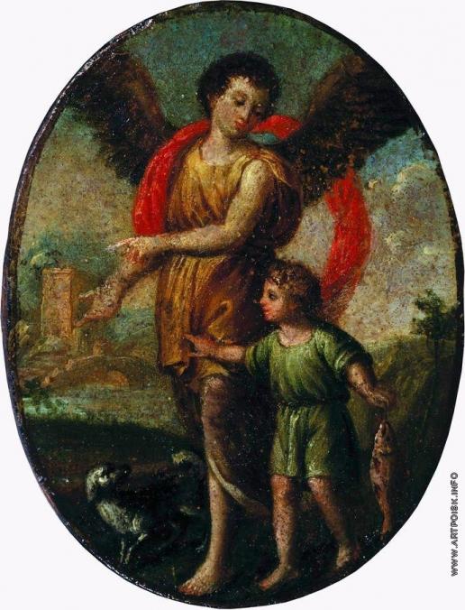 Боровиковский В. Л. Товий с ангелом
