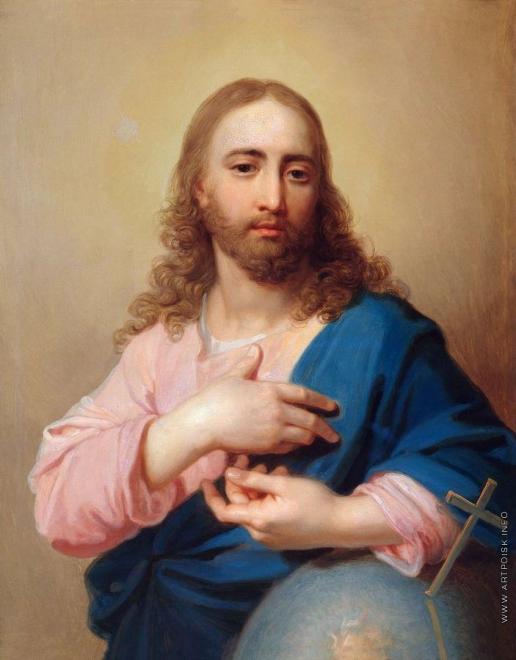 Боровиковский В. Л. Христос со сферой