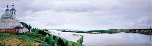 Бочаров С. П. Абалакский монастырь