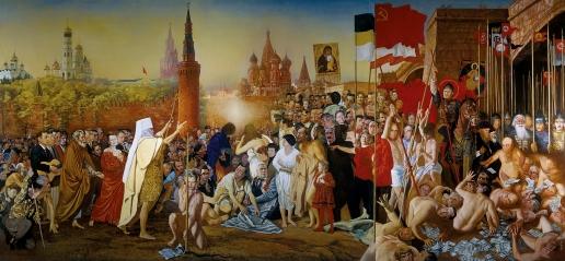 Бочаров С. П. Явление народа