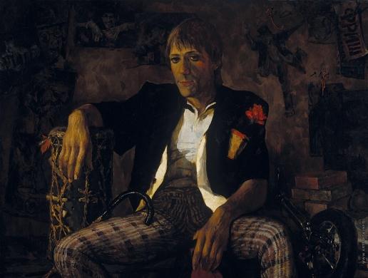 Бочаров С. П. Артист советского цирка Александр Фриш