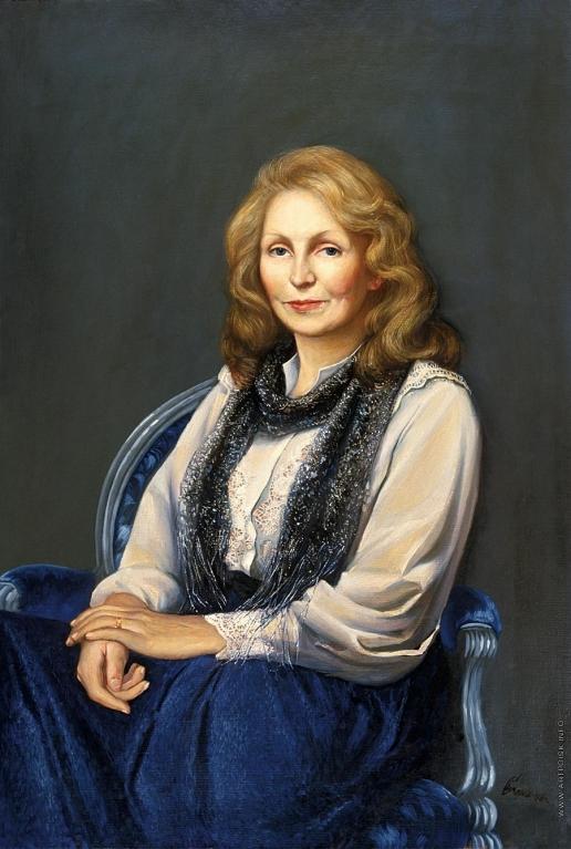 Бочаров С. П. Антонина Таптыкова