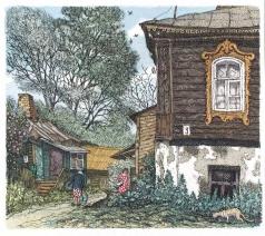 Дергилева А. И. Поповский дом