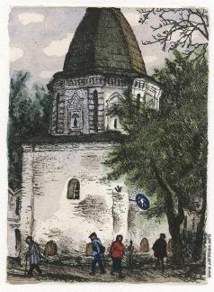 Дергилева А. И. Башня Андроникова монастыря
