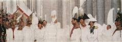 Федотов П. А. Освящение полковых знамён в зимнем дворце 26 марта 1839 года