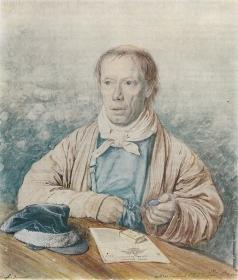 Федотов П. А. Портрет А.И. Федотова, отца художника