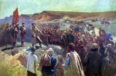 Греков М. Б. На пути к Царицыну