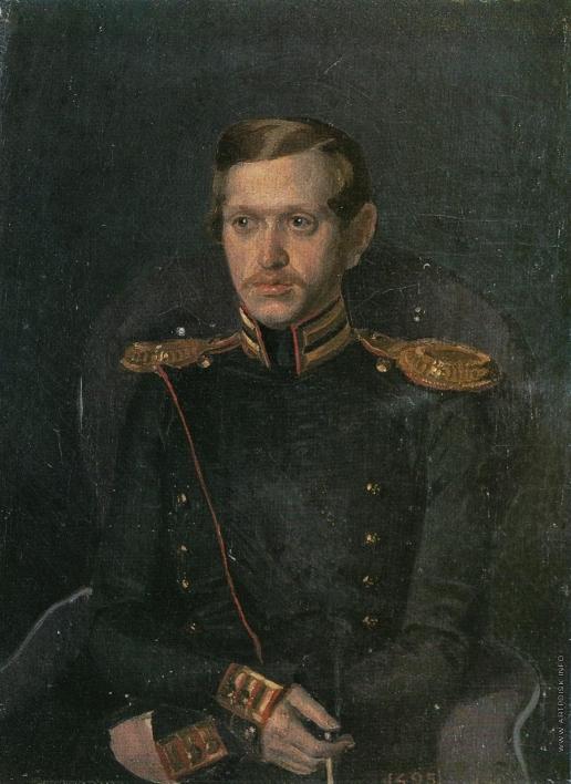 Федотов П. А. Портрет П.П. Ждановича