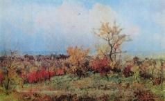 Васильев А. А. Осень в Молдавии