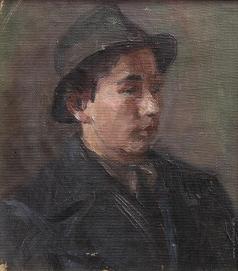 Саинчук Г. В. Портрет мужчины
