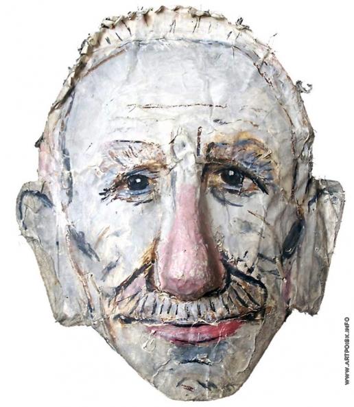 Саинчук Г. В. Маска. автопортрет