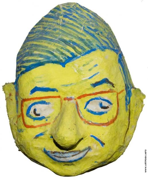 Саинчук Г. В. Маска. Французский философ Жан-Поль Сартр