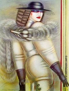 Окштейн С. Foxy Lady