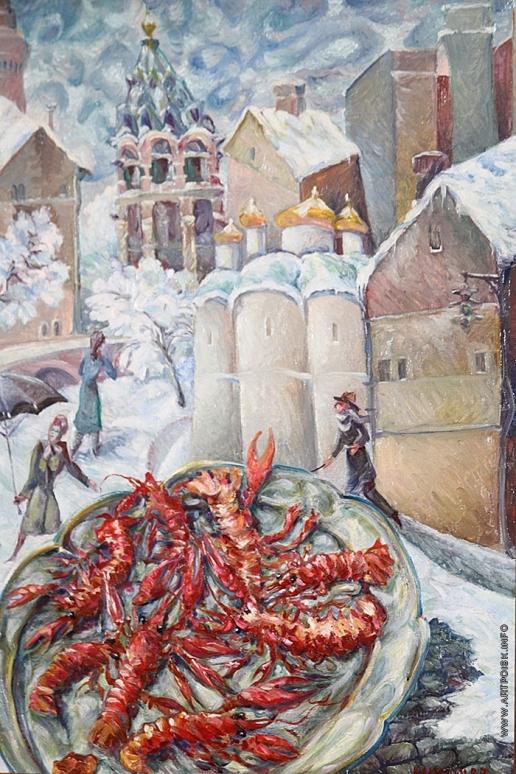 Калинин В. В. Раки