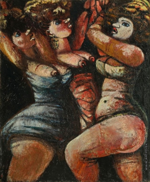 Табенкин Л. И. Саломея