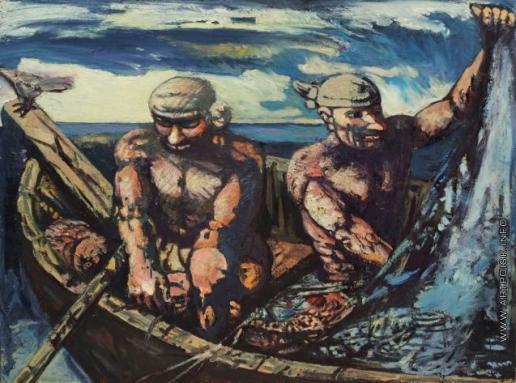 Табенкин Л. И. Петр и Андрей