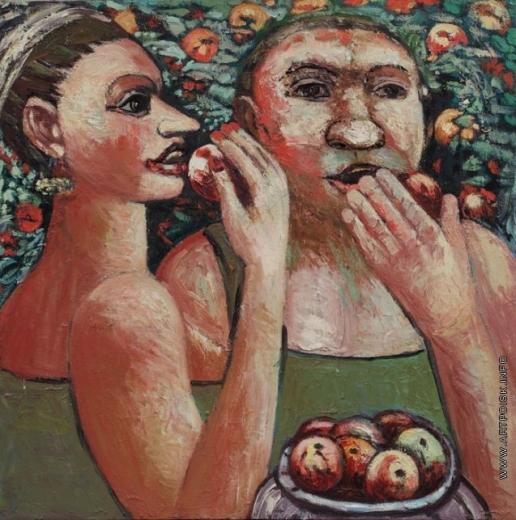 Табенкин Л. И. Адам и Ева