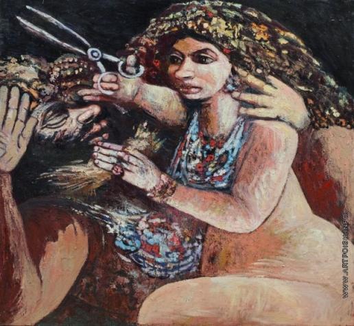 Табенкин Л. И. Самсон и Далила
