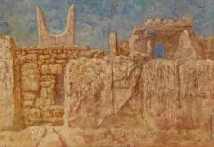 Плавинский Д. П. Святилище дворца в Кноссе