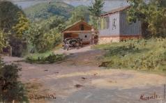 Киселев А. А. Дом у дороги