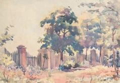 Дворников Т. Я. Старый сад