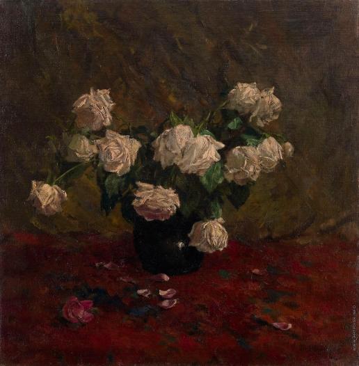 Дворников Т. Я. Букет роз