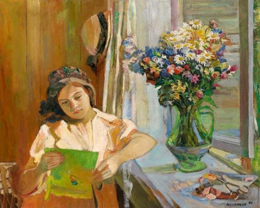 Иогансон Б. В. У окна