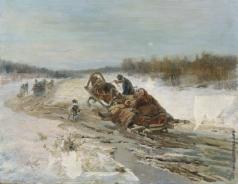 Френц Р. Ф. Масленица