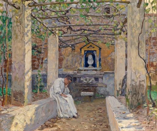 Демьянов М. А. Монах