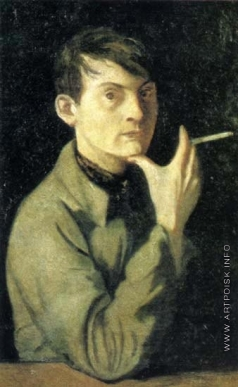 Синезубов Н. В. Автопортрет