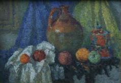Цейтлин Г. И. Натюрморт с фруктами