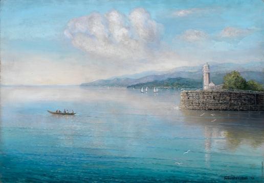 Башинджагян Г. З. Порт Батуми