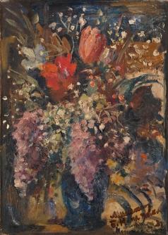 Милиоти Н. Д. Букет цветов