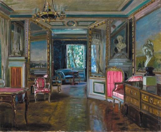 Жуковский С. Ю. Личные апартаменты Николая II в Лазенковском дворце Варшавы