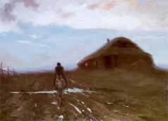 Рушиц Ф. Э. Корчма у дороги