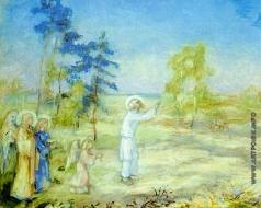 Арапов А. А. Благословление полей