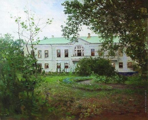 Похитонов И. П. Усадьба