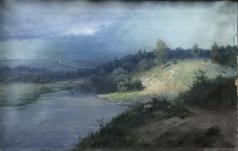 Батурин В. П. Перед грозой