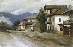 Батурин В. П. В предгорьях Кавказа