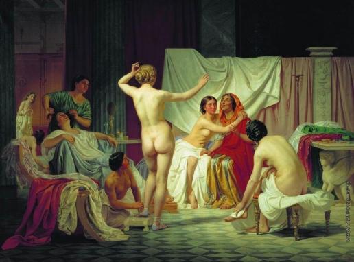 Бронников Ф. А. Римские бани